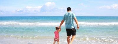 dad-beach